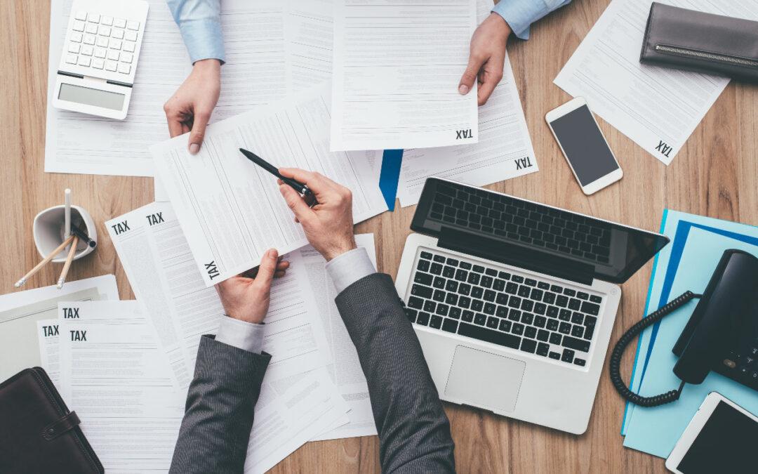 Kiedy warto wybrać się do kancelarii podatkowej?